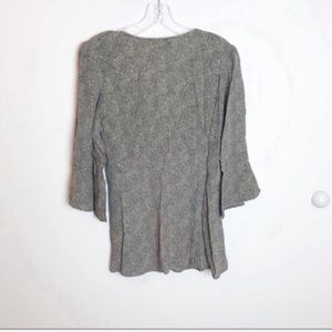 Lucy Love Tops - Lucy love grey print top